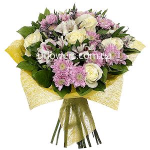 Доставка цветов украина днепродзержинск где купить исскуственные цветы оптом в москве